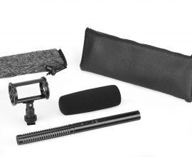 shotgun microphone in ghana
