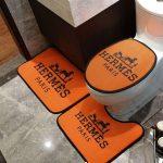 Hermes Bathroom Mat Set For Sale In Ghana