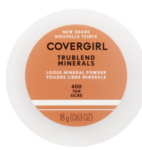 covergirl loose mineral powder