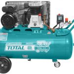 Air Compressor Total Brand 100ltr 3hp