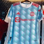 Manchester United Away Jersey (2021/22)