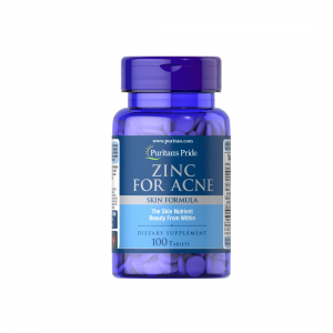zinc for acne in ghana
