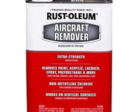 rust oleum aircraft remover