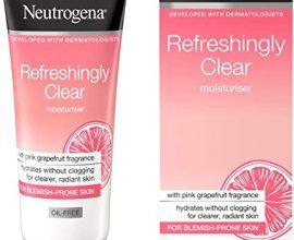 neutrogena refreshingly clear moisturiser