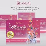 Miracle pure white skin supplement