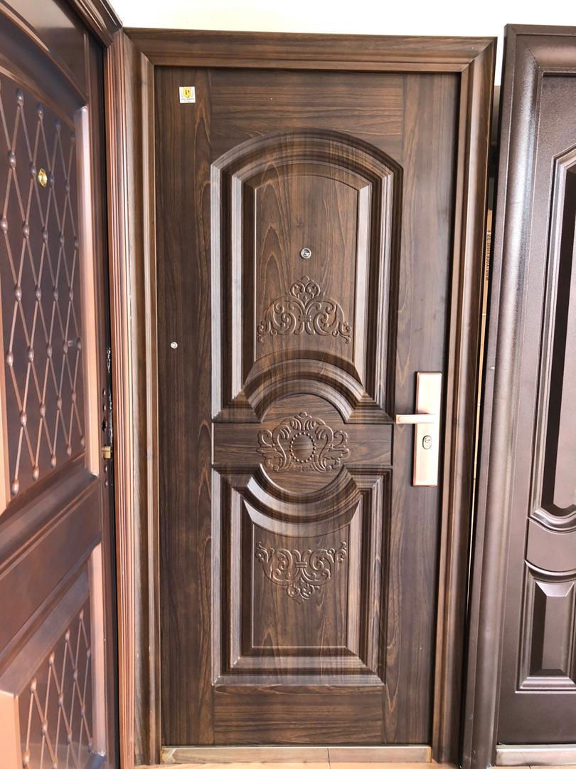 Turkish Security Doors