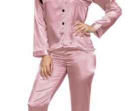 pink ladies pyjamas