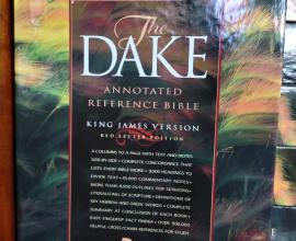 dakes bible