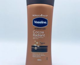 vaseline intensive care cocoa radiant lotion in ghana