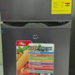 CHIGO CRT 11C8-3STAR (TF)- 85L Double Door Refrigerator