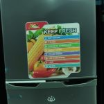 Chigo Double Door Refrigerator CRB15C8-126 Litres