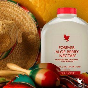 forever aloe berry nectar in tamale