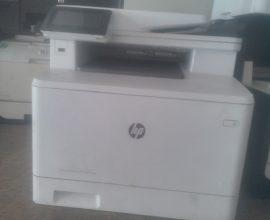 used laserjet printer