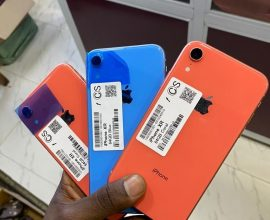 used iphone xr price in ghana