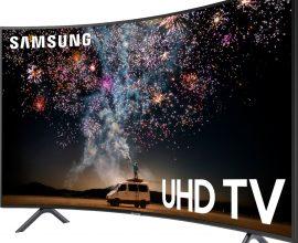 samsung 55 inch curved tv in kumasi