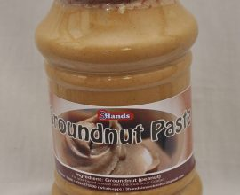 groundnut paste