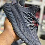 Adidas Men Yeezy Boost 350 Grey