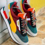 Multi Coloured Puma Sneakers