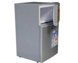 nasco double door table top fridge