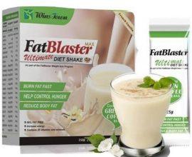 fat blaster diet shake