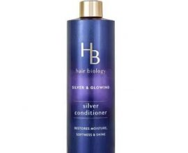 hair biology silver and glowing hair conditioner