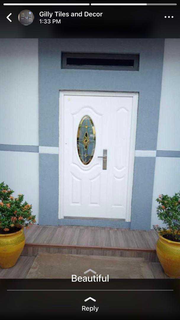 Turkish Single Security Doors