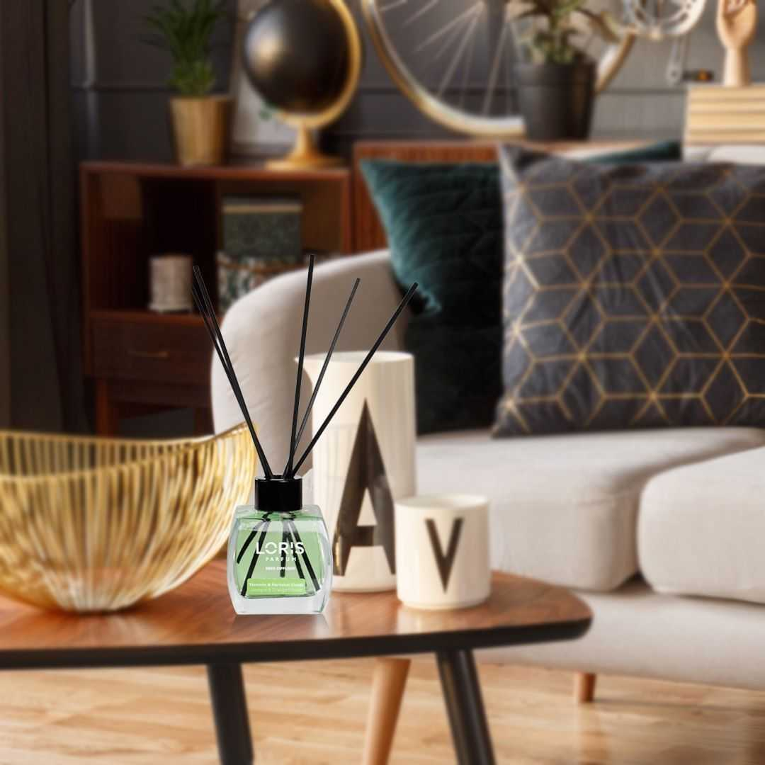 Loris Jasmine and Orange Flower Reed Diffuser (Other Types Available)