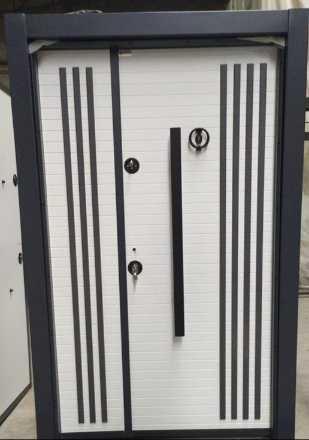Luxury Turkish Security Doors
