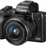 Canon EOS-M50 Camera