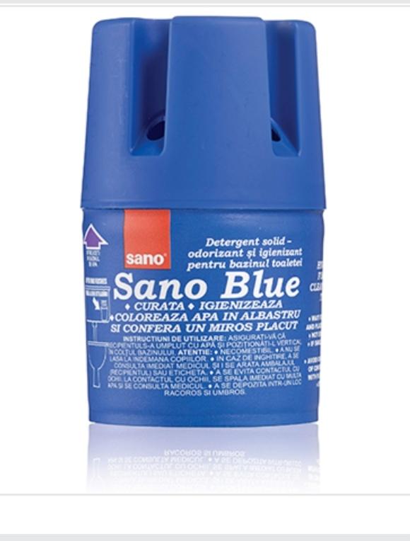 Sano Blue 800 flushes