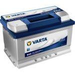Varta 13 Plates Car Battery