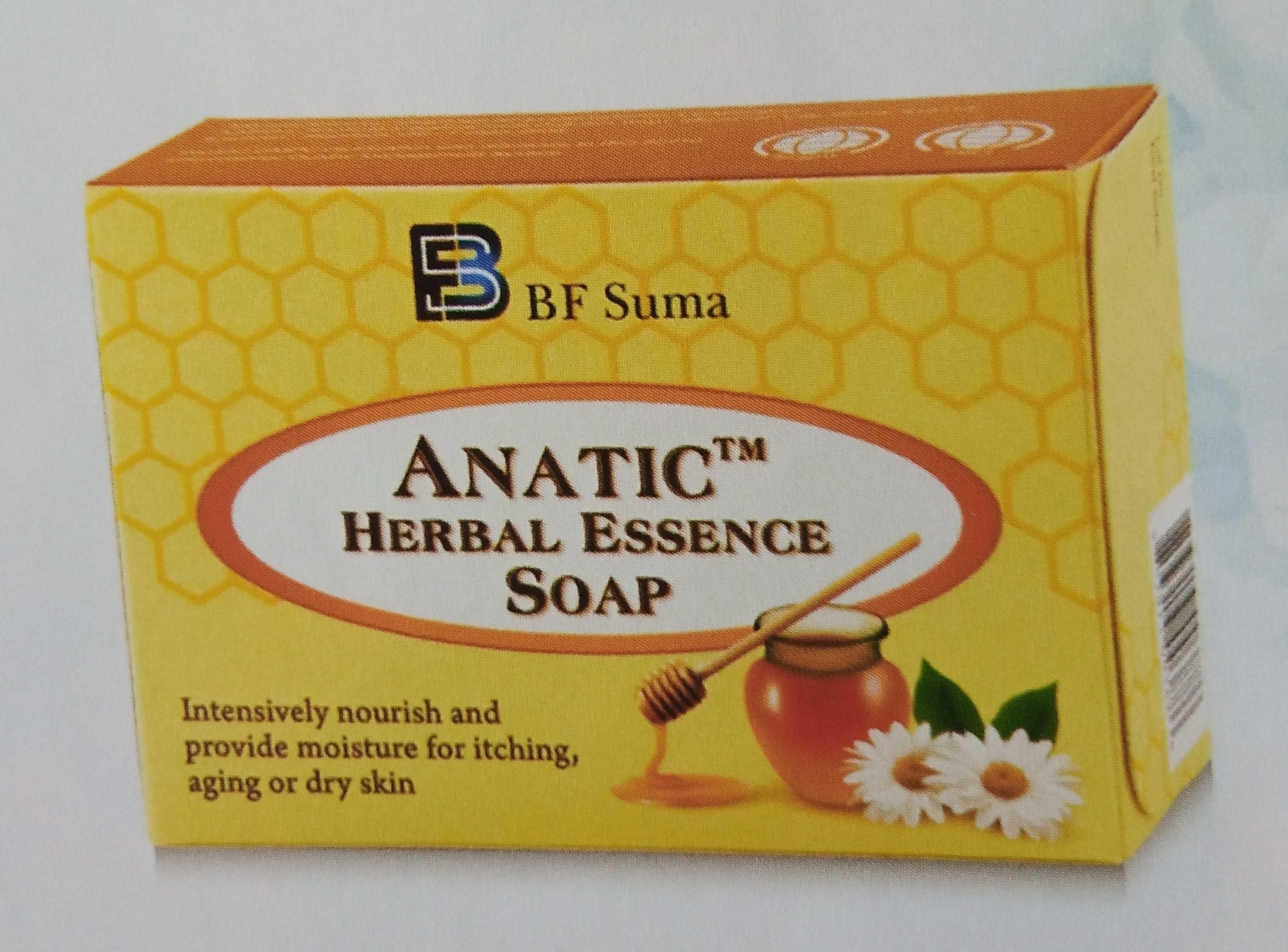 BFSUMA Anatic Herbal Essence Soap ( 6 PACK)