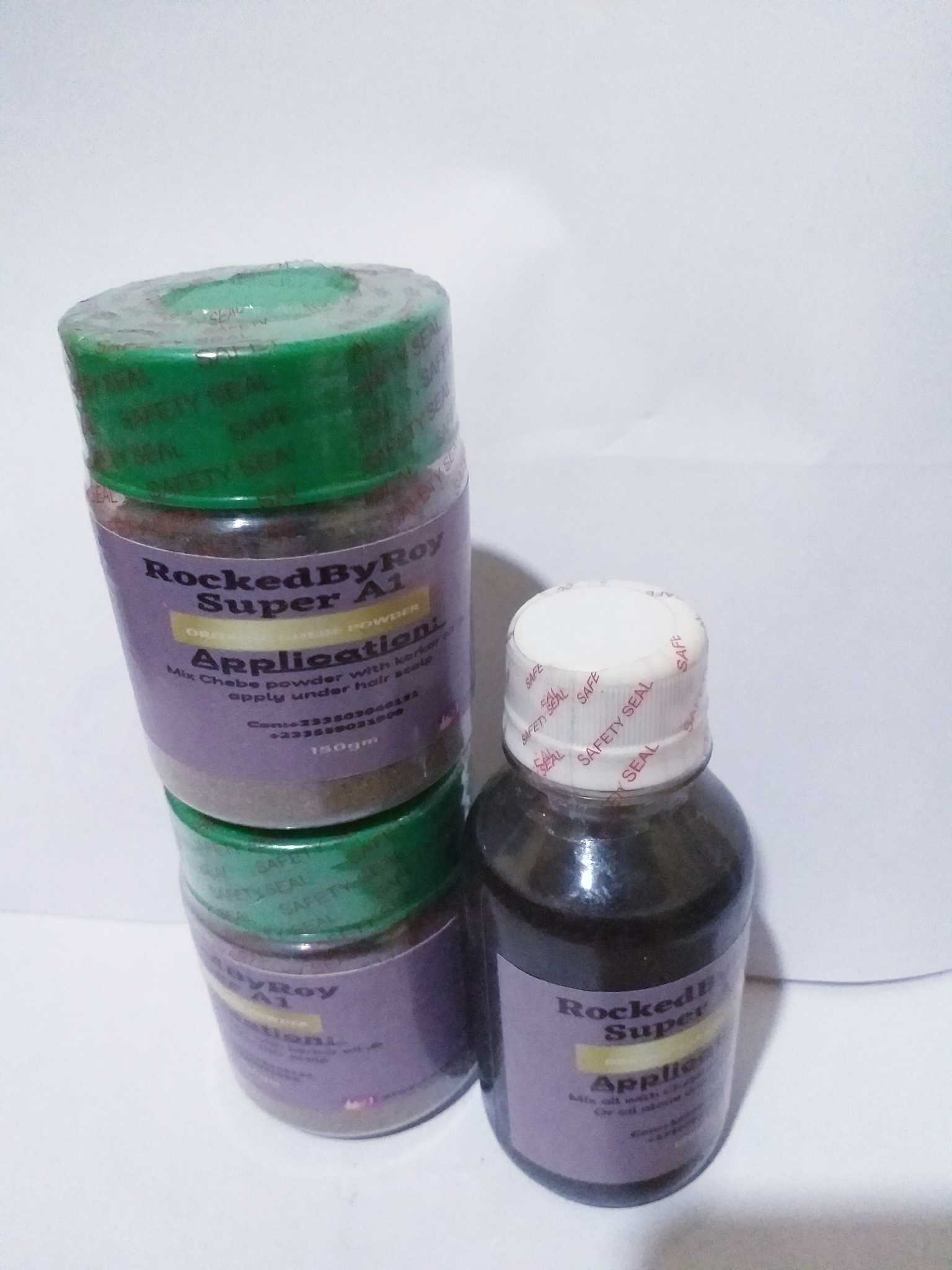 where to buy chebe powder and karkar oil in accra