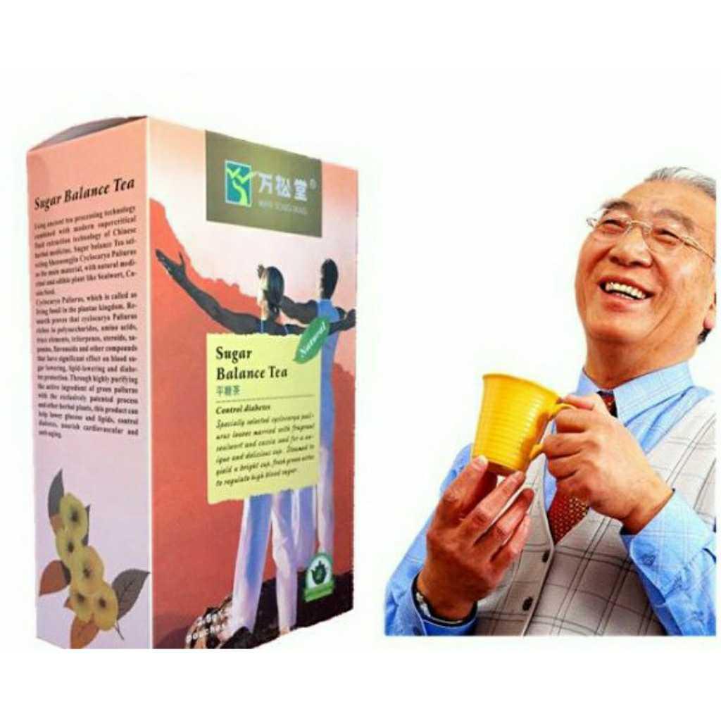 diabetes tea