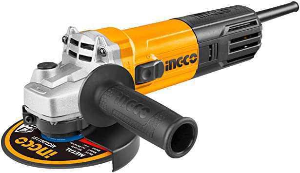 Ingco angle grinder 1100 watt