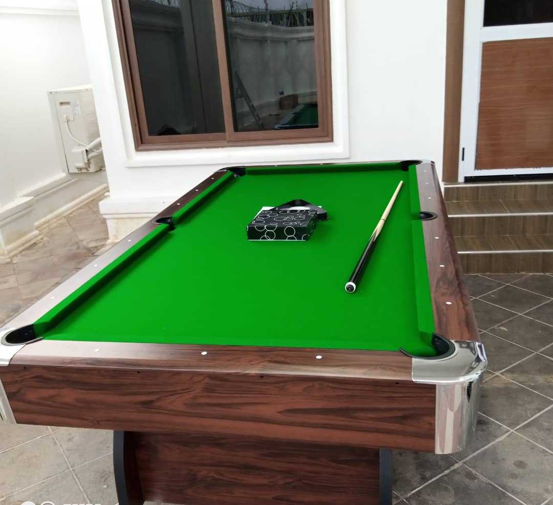 snooker table price in ghana