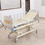 3 Crank Hospital Beds