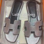 Hermes Ladies Slippers