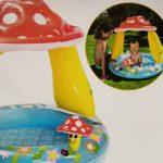 Inflatable Kids Swimming Pool.