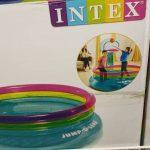Inflatable Basketball Kids Pool